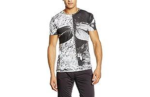 Antony Morato Camiseta Manga Corta (Negro / Blanco)