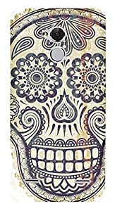 TrilMil Printed Designer Mobile Case Back Cover For ZTE Blade A2