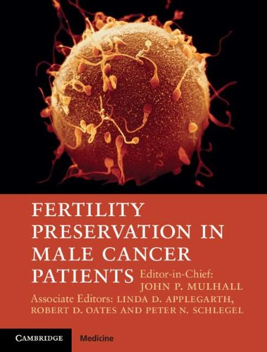Fertility Preservation In Male Cancer Patients