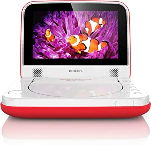 Philips PD704/37 7-Inch Portable DVD Player