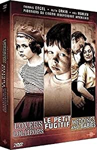 Pionniers du cinéma indépendant - Coffret - Le petit fugitif + Lovers and Lollipops + Wedding and Babies