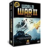 World War II in Colour [DVD]