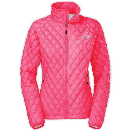 The North Face Women'S Thermoball Full Zip Lightweight Jacket New 2014 (L)