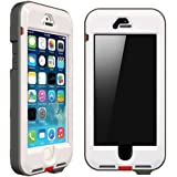 Colorant Link PRO for iPhone 5/5S - White - 米国軍事規格(ミリタリーグレード)品質の衝撃吸収堅牢耐久タフケース - 完全日本語パッケージ版 - P-7606N