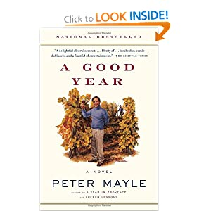 A Good Year - Peter Mayle