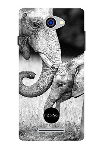 Noise Panasonic P55 Elephant Safari Printed Cover