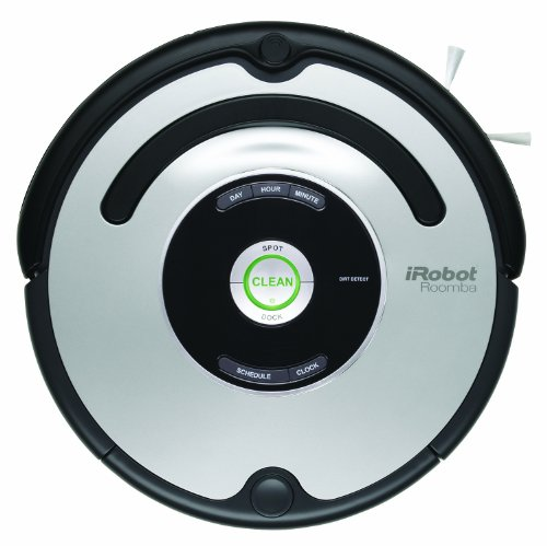 iRobot 560 Roomba Vacuuming Robot, Black and Silver (I Robot Romba compare prices)