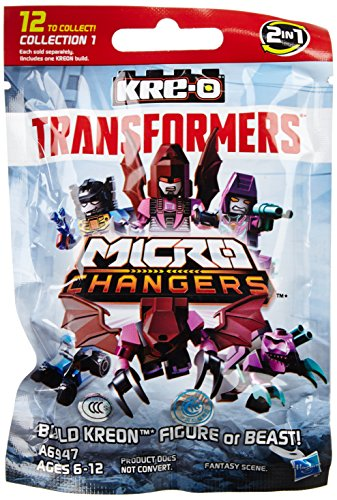 KRE-O Transformers Movie Micro Changers Collection 1 - 1