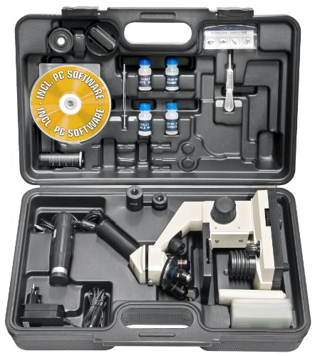 Digitales Mikroskop 20x - 1280x BRESSER Biolux-NV
