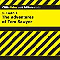The Adventures of Tom Sawyer: CliffsNotes (       UNABRIDGED) by James L. Roberts Narrated by Nick Podehl