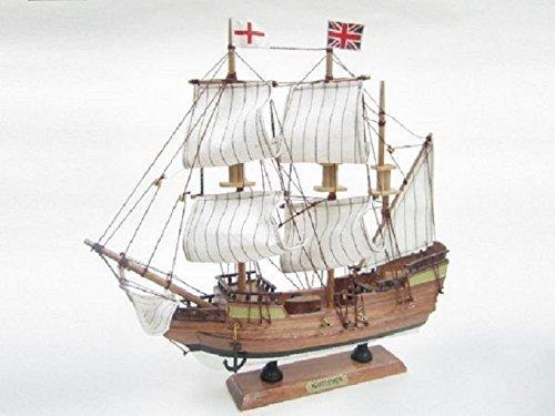 Mayflower Starter Boat Kit: Build Your Own Wooden Model Ship by Tasma (Mayflower Model Kit compare prices)