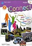 Anglais 3e Connect : A2-B1, palier 2, année 2