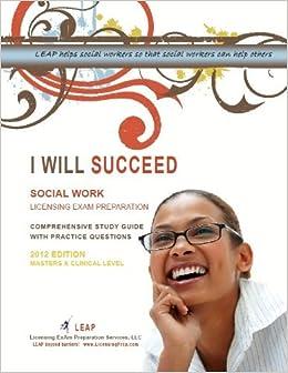 social work exam preparation courses