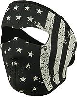 Neoprene Full Face Mask - Vintage Flag