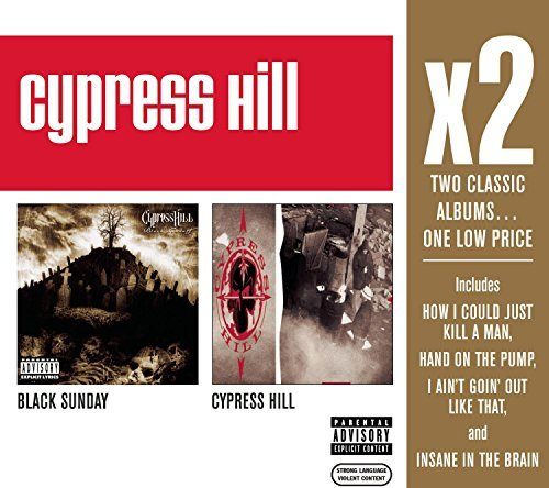 X2: Black Sunday by Cypress Hill (2008-05-13)