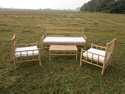 Bambus-Gartenmbel-Gartenset-Balkonmbel-Balkonset-Sitzgarnitur-Holzmbel-Outdoor-Mbel-Sitzgruppe