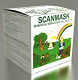 Dr. Pyes Scanmask 7 Million Live Beneficial Nematodes - Kills Over 230 Bugs