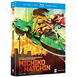 Michiko & Hatchin: Complete Series Part 1 [Blu-ray]