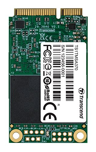 "Transcend 1.6"" Information 1TB SATA III 6Gb/s MSA370 mSATA Solid State Drive TS1TMSA370"