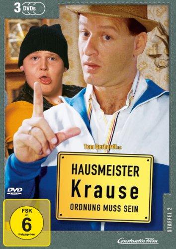 Hausmeister Krause - Ordnung muss sein, Staffel 2 [3 DVDs]