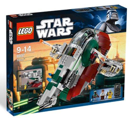 LEGO Star Wars 8097 - Slave I