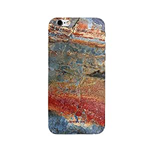 iSweven Printed _iph6p_3166 Color Full Tree Design Multicolored Matte finish Back case cover for Apple iPhone 6 plus