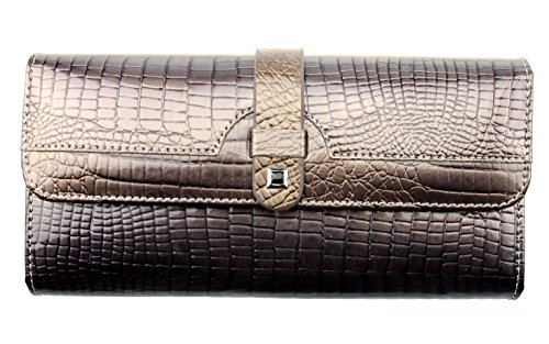 oulinbein-women-and-girl-silver-gray-genuine-leather-wallet-purse-clutch