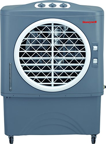 Honeywell CO48PM 100 Pt. Commercial Indoor/Outdoor Portable Evaporative Air Cooler - White/Grey (Orchid Cooler compare prices)
