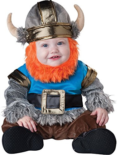 Baby Costumes - Lil Viking Baby Costume 6-12 Months