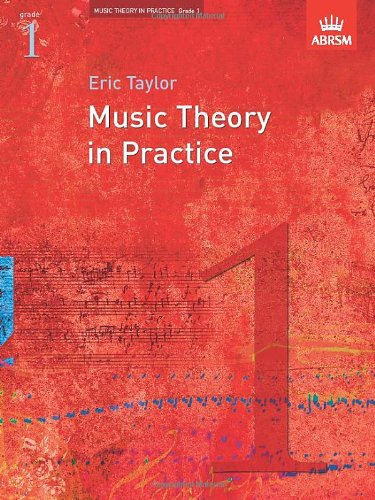 Music Theory in Practice, Grade 1 (Music Theory in Practice (Abrsm)), Buch