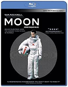 Moon (2009) [Blu-ray] (Bilingual)