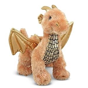 Luster Dragon Plush