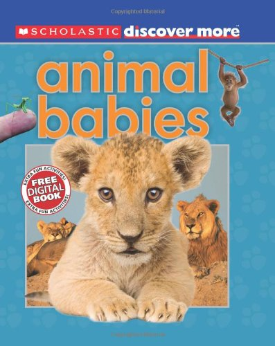 Scholastic Discover More: Animal Babies back-95607