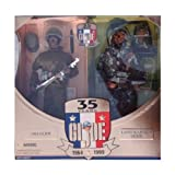 G.I. Joe 35th Anniversary Action Soldier Then & Now African-American 12