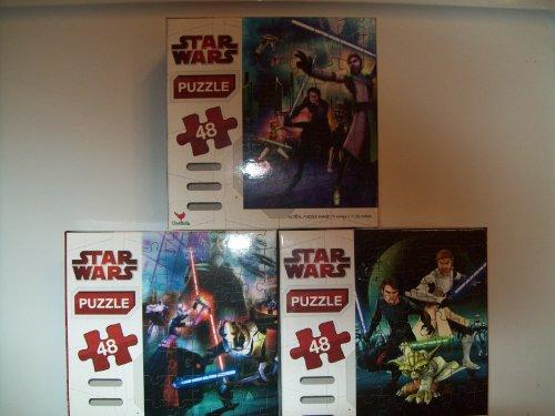 Star Wars 48 Piece Puzzle