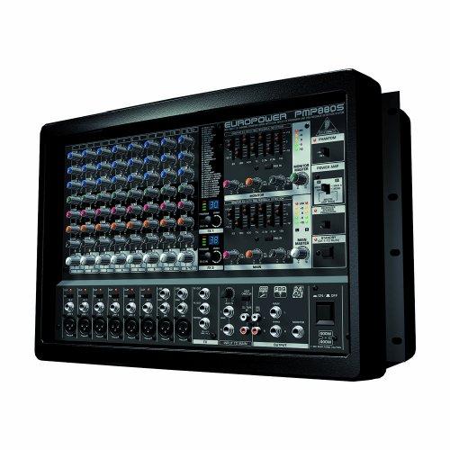 Behringer EUROPOWER PMP980S 900-Watt  10-Channel