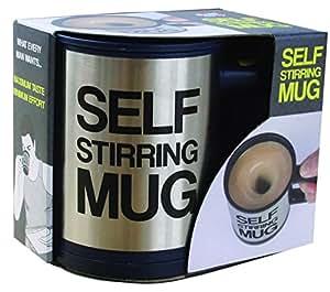 Mug avec mélangeur automatique, cadeau fun