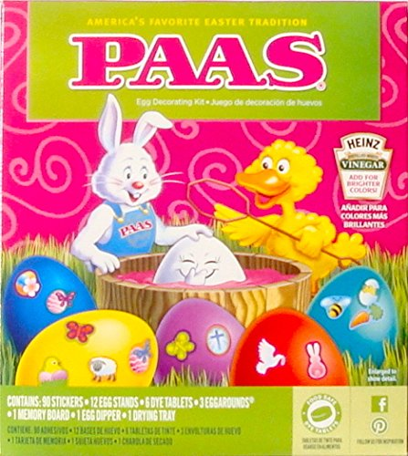 PAAS Friends Egg Decorating Kit, Medium - 1