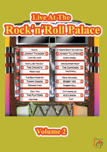 Live At The Rock 'N' Roll Palace Volume 2
