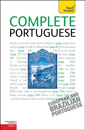 Complete Portuguese: A Teach Yourself Guide (Teach...