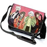 Siawasey Kamisama Kiss Anime Tomoe Cartoon PU Messenger Bag Shoulder