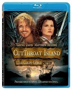 Cutthroat Island (L'île coupe-gorge) [Blu-ray] (Bilingual)