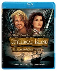 Cutthroat Island (L'île coupe-gorge) [Blu-ray] (Bilingual)