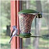 Garden Song 101-4 Dine Around Window Bird Feeder
