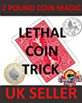 Magic Lethal Coin Trick �2 Coin trans...