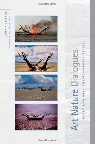 Art Nature Dialogues: Interviews With Environmental Artists
