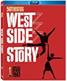 West Side Story (Three-Disc 50th Anniversary Blu-ray/DVD Combo in Blu-ray packaging)