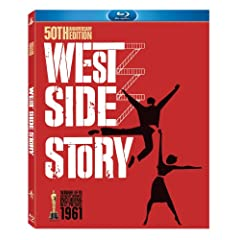 West Side Story (50th Anniversary Edition) [Blu-ray]