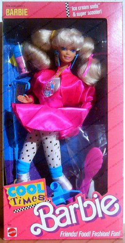 Barbie Cool Times