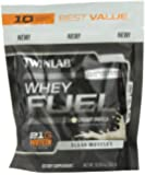 Twinlab Whey Supplement Fuel, Creamy Vanilla, 10.93 Ounce